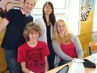 Schülerzeitung ''Spachrohr''