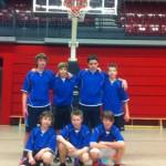 NIGE-Basketball-Team erfolgreich bei Jugend trainiert