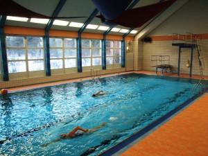 Schwimmbadbild
