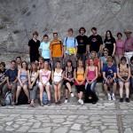 Studienfahrt Sorrent 2010