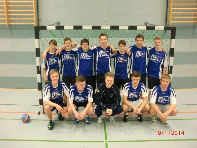 NIGE-Herren-Handballteam