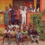Gaia Scuda berichtet vom Freiwilligendienst in Ghana