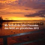 Neujahr 2013 - Ehemaligentreffen