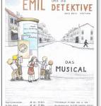 """Die Musical-AG des NIGE feiert ihre Premiere mit """"Emil"""""""