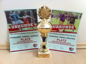 Werder Cup 20114