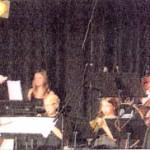 Schülerkonzert in WHV mit NIGE-Bands