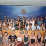 Studienfahrt Barcelona 2014