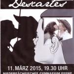 Theater am NIGE Kristina und Descartes