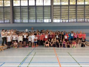 Basketballturnier 15 6.Klassen