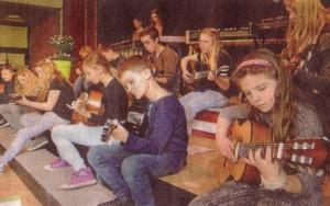Festakt Gitarren