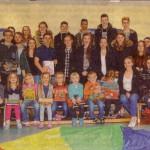 """Klasse 10B engagiert sich für das NIGE als """"Humanitäre Schule"""""""