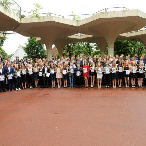 Bilder Abitur Entlassungsfeier 2016