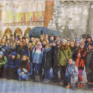 Erasmus+: Schülertreffen in Przemysl