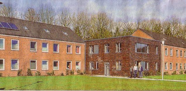 Internat Neubau 417