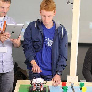 NIGE bei World Robot Olympiad 2017