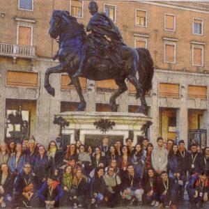 Erasmus ist unsere große Familie 2017
