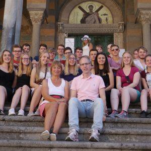 Studienfahrt Sorrent 2017
