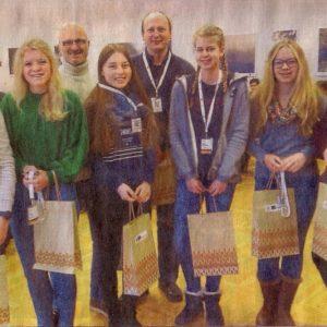 NIGE-Schüler in Litauen